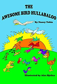 The Awesome Bird Hullabaloo (Silly Little Picture Books Book 4) Kindle Edition